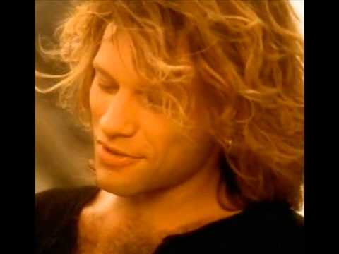 Bon Jovi -  This Ain't A Love Song (lyrics)