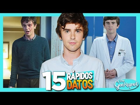 15 Curiosidades de FREDDIE HIGHMORE Bates Motel  The Good Doctor
