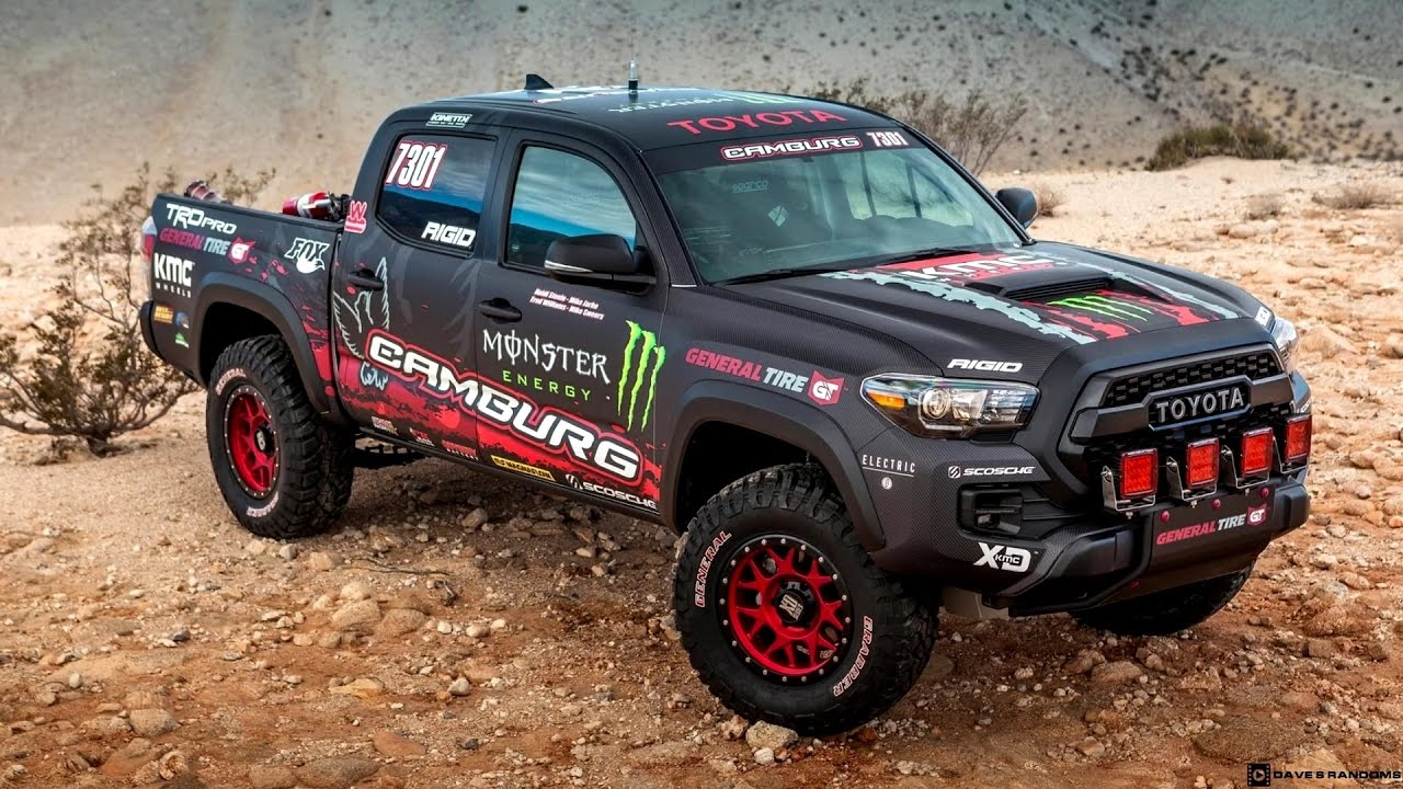 2017 toyota tacoma trd pro race truck youtube. Black Bedroom Furniture Sets. Home Design Ideas