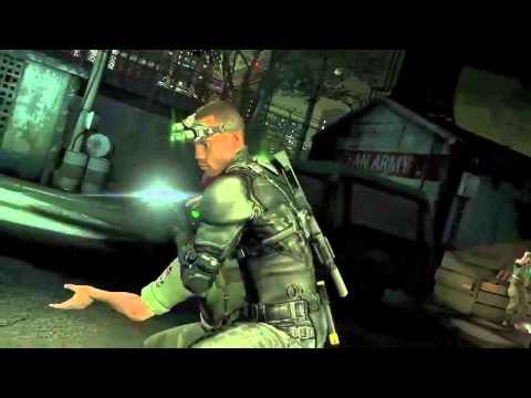 Splinter Cell Blacklist (trailer oficial)