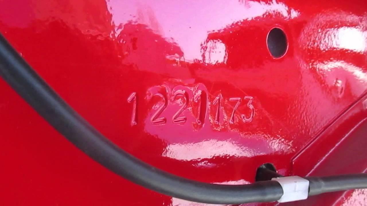Кабина бетономешалки КАМАЗ 5511 , рубин