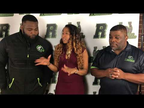 Episode #3: Richmond Roughriders Insider Report w/ Host Mel Gholson