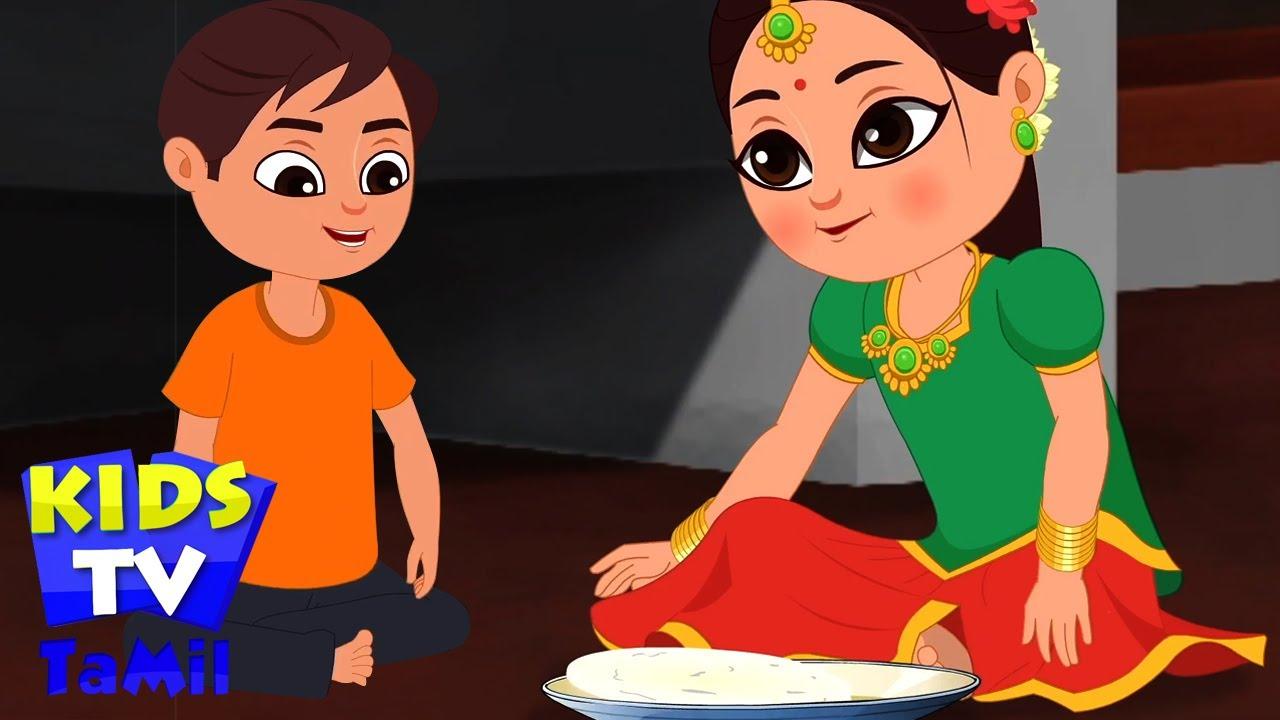 Dosai Amma Dosai | தோசையம்மா தோசை | Acal Tamil Raim | Kaiveesamma Kaiveesu