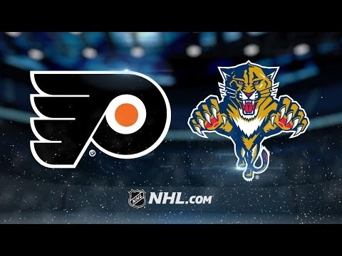Barkov's shootout winner lifts Panthers over Flyers