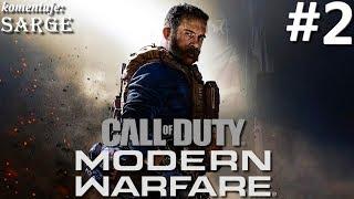 Zagrajmy w Call of Duty: Modern Warfare 2019 PL odc. 2 - W ukryciu