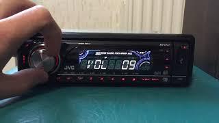JVC KD-G737