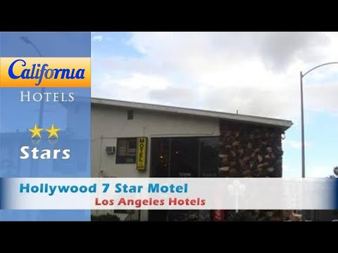 Hollywood 7 Star Motel, Los Angeles Hotels - California