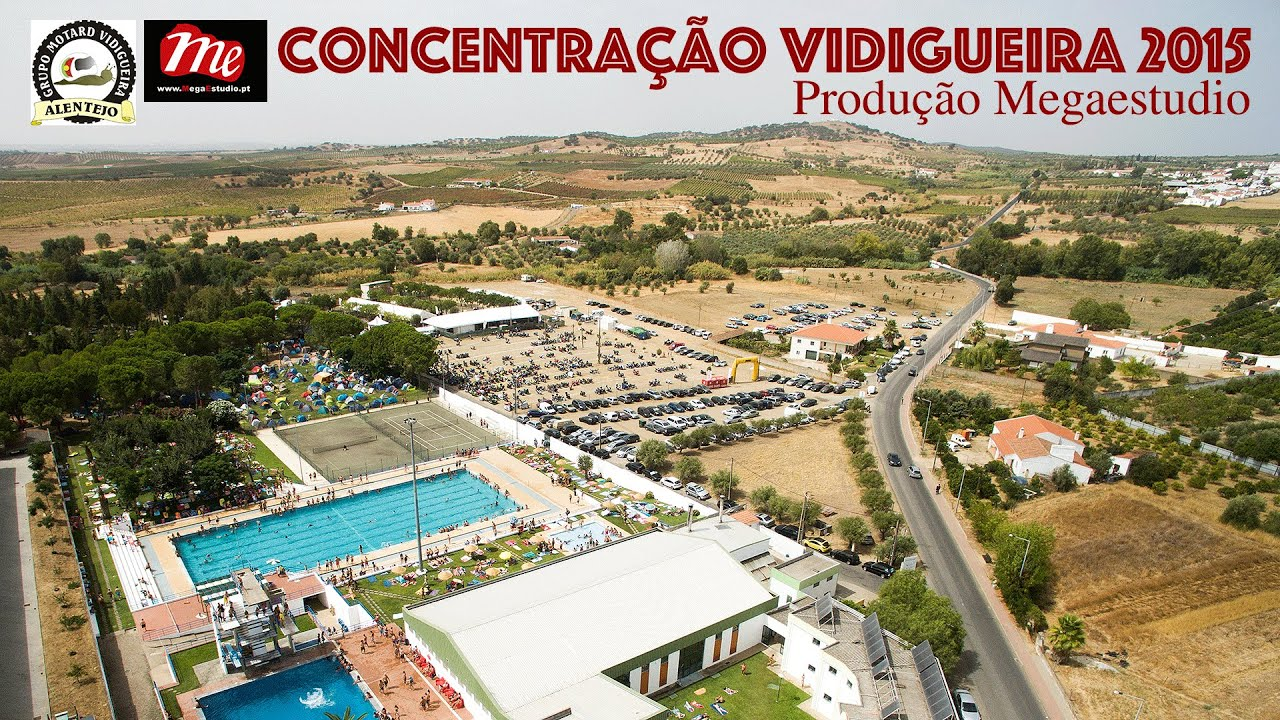Concentracao Motard Vidigueira 2015 Video Oficial Youtube