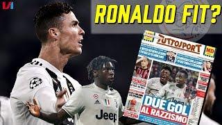 'Juventus Is Meer Dan Alleen Ronaldo, Kean Is Echt Een Geweldig Talent!'