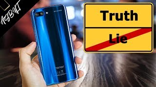 Huawei Honor 10 Review - The TRUTH 1 Month After!
