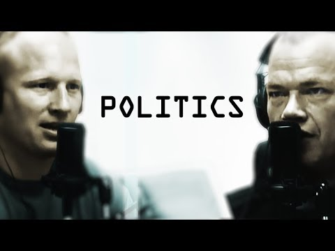 Would Leif or Jocko Ever Get Involved in Politics?  - Jocko Willink and Leif Babin streaming vf