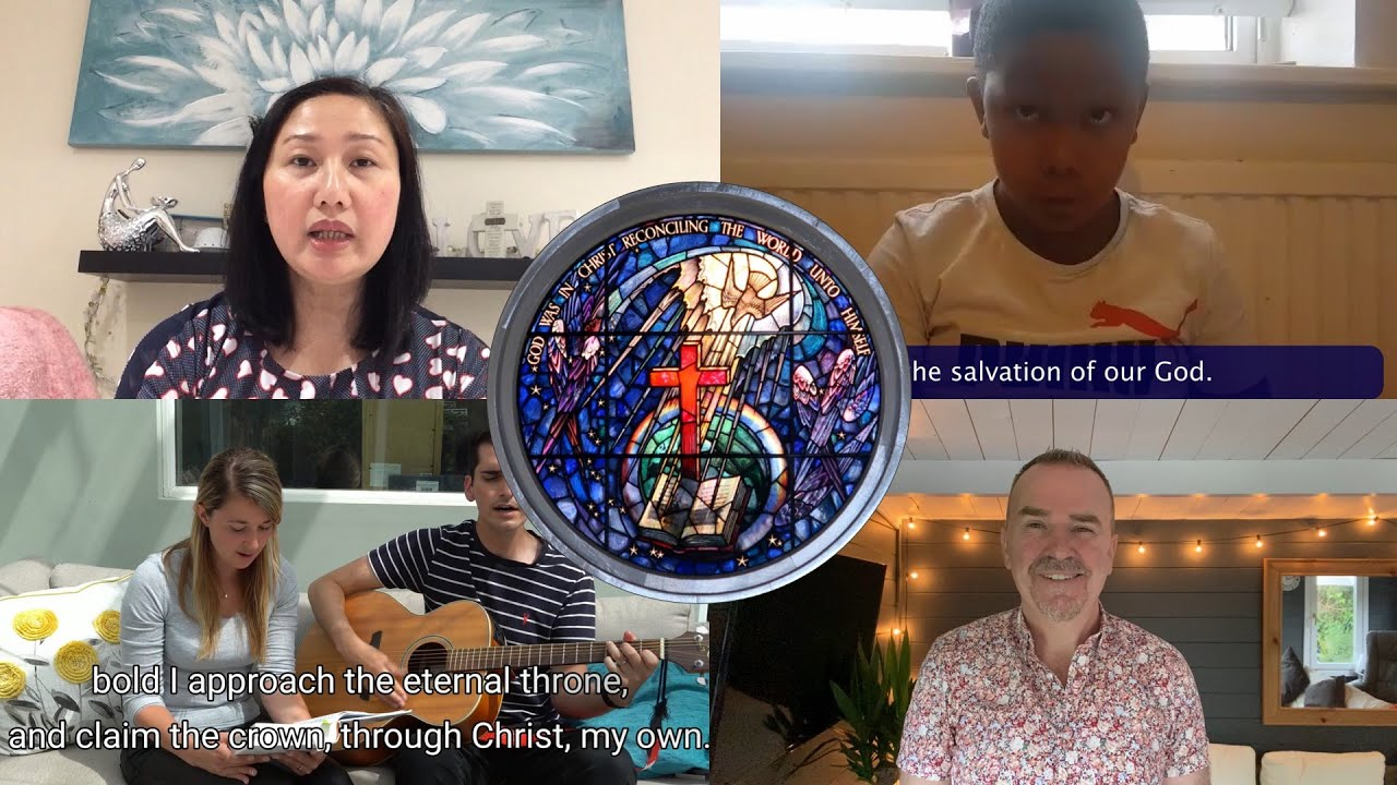 'Who do you say I am?' - 14th June 2020 - Worthing Baptist Church