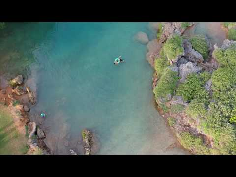 DJI SPARK and Osmo Mobile Footage of GUAM