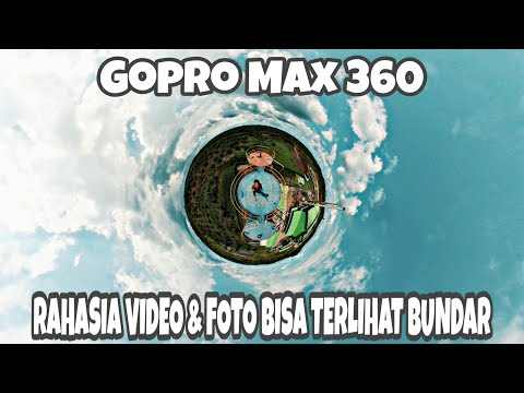 GOPRO MAX INDONESIA UNBOXING & REVIEW