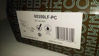 Brizo 65350LF-PC (Sink Faucet)