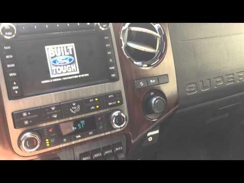 2012 F350 1 Owner FX4 Turbo Diesel
