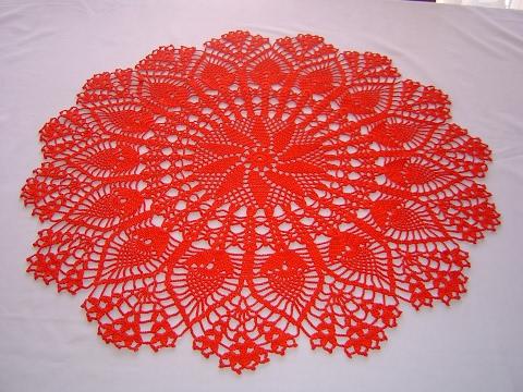 Centro de mesa a crochet tutorial completo DIY parte 1/4