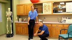 Back, Leg, or Knee Pain from Standing. How to Avoid. How to Stop.
