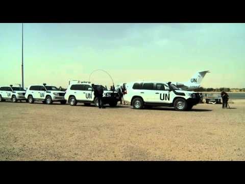 Post-war development United Nations in Mali