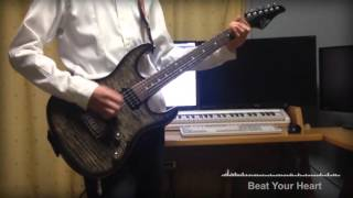 【ギター】Beat your Heart / 鈴木このみ【ブブキ・ブランキOP】Guitar cover