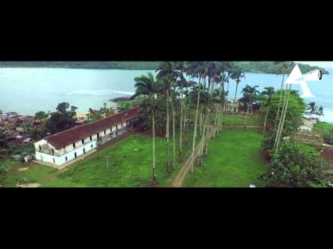 São Tomé e Príncipe - Visão Aérea 4