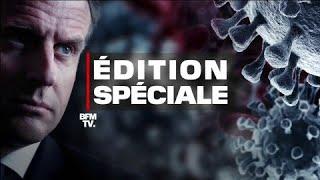 EN DIRECT - Coronavirus : suivez l'allocution d'Emmanuel Macron
