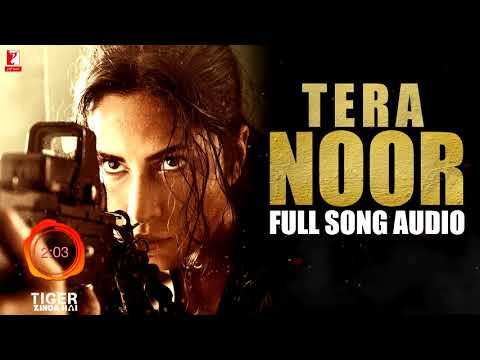 Tera Noor   Full Song Audio  Tiger Zinda Hai  Jyoti Nooran  Vishal and Shekhar 1