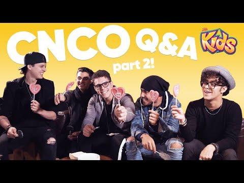 CNCO Q&A in Stockholm - Part 2 - 18 April 2018 - Filtr Kids