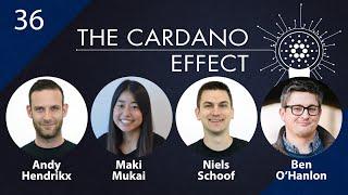 Cardano Foundation Community Managers | TCE 36
