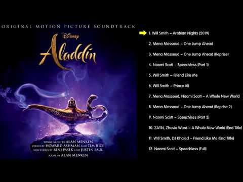 Download 🎵 Aladdin (2019) | English OST🇺🇸 |