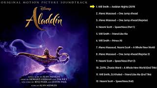 Aladdin 2019 English OST