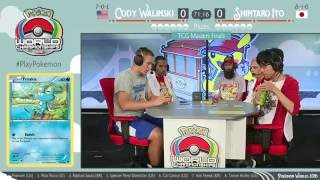 Pokemon World Championships 2016: Masters TCG Finals