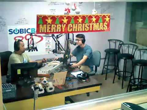 89.5-FM Subic Bay Radio MJ LIVE with Uncle DJ Double B