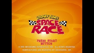 PS2 Longplay [014] Looney Tunes: Space Race