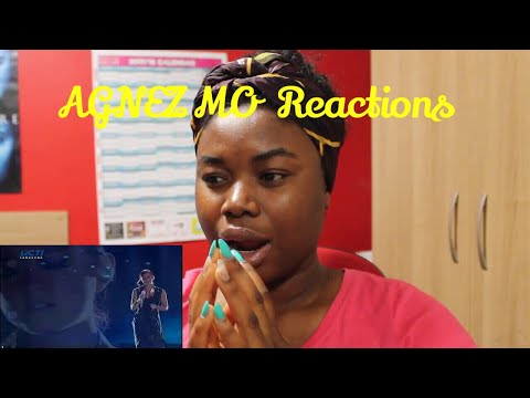 AGNEZ MO - THINGS WILL GET BETTER - Spektakuler Show 7 - Indonesian Idol 2014 REACTION