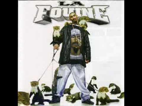 Rap - La Fouine - J'rap Pour Le Fric