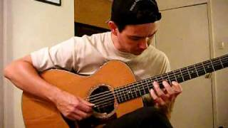 Muppet Show Theme ( fingerstyle guitar solo )