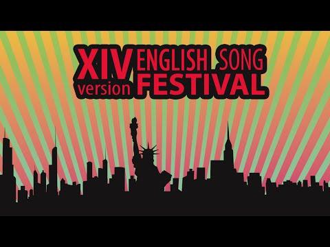 XIV English Song Festival | IRFE 2014