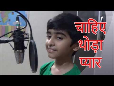 Chahiye Thoda Pyar |  Kishore Kumar Song | Cover by Jaitra Sharma