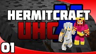 Hermicraft UHC X - Ep. 1: Team BiffaKnight!