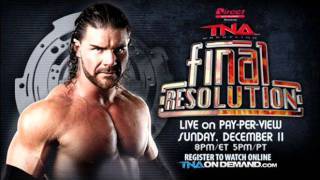 "TNA Final Resolution 2011 Official Theme Song HD + Download Link ""Here We Go Again"""