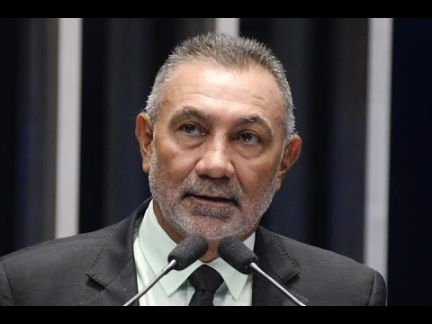Telmário Mota critica declaração de Jair Bolsonaro sobre política indigenista em Roraima