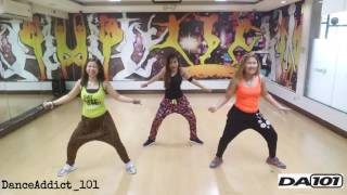 DA_101 | Trumpets Sak Noel & Salvi ft. Sean Paul | Dance Fitness #trumpetschallenge