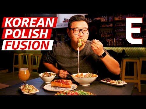 Kimchi Kielbasa Sausage Is the Perfect Korean-Polish Dish — K-Town