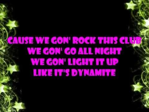 Taio Cruz - Dynamite (Cover Kidz bop)