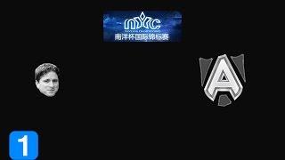 Highlights MONKEY FREEDOM FIGHTERS vs Alliance - Nanyang Championships
