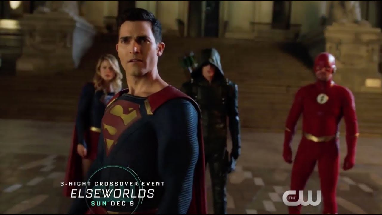 DCTV: Elseworlds crossover trailer has been released online