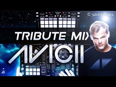Avicii Tribute Live DJ Mix (Best Of Avicii Remixes Mix)
