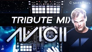 Avicii Tribute Live DJ Mix (Best Of Avicii Remixes Mix)