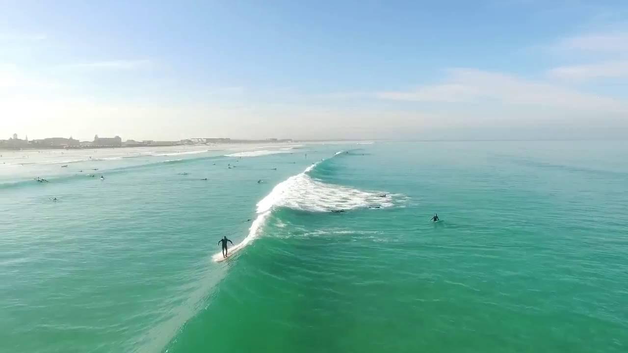 El surf es una de las principales actividades a realizar en Muizenberg